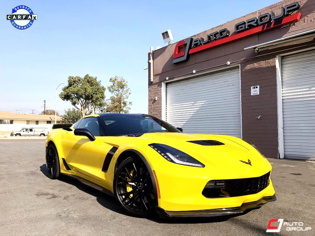2015 Chevrolet Corvette 3LZ Z06 Coupe