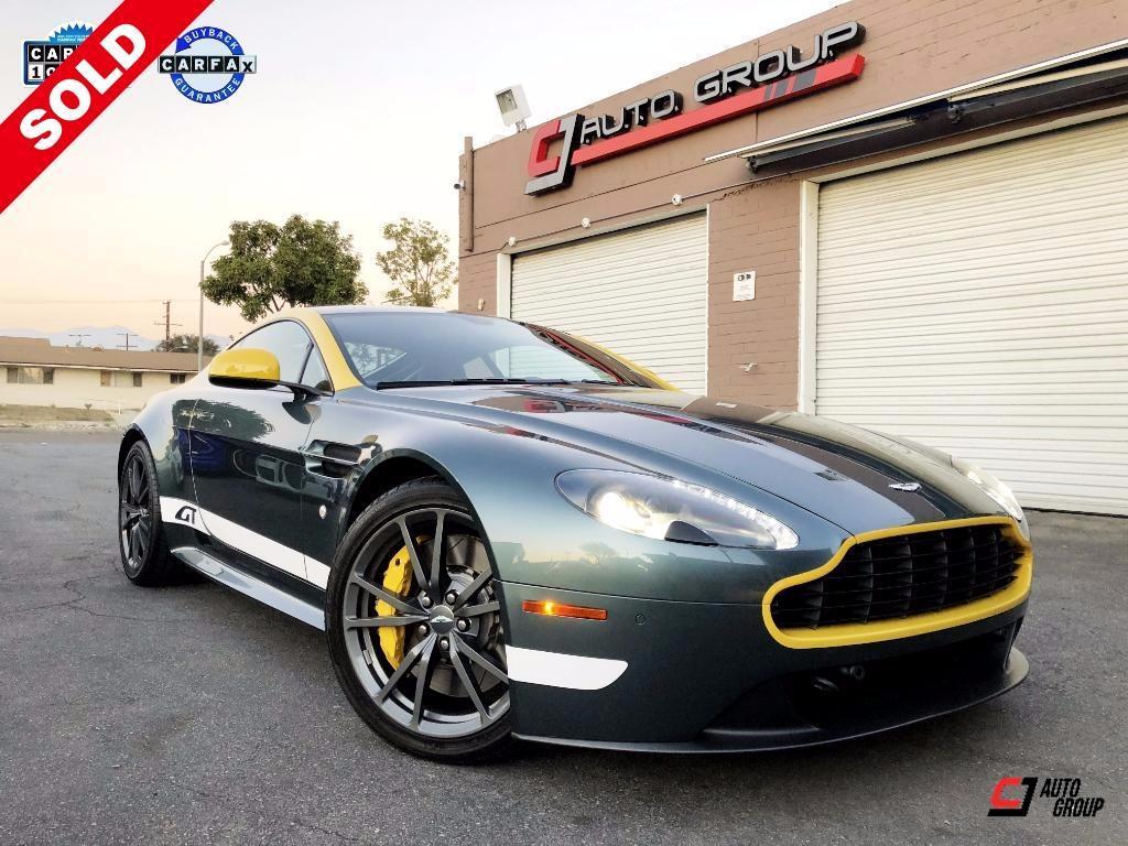 Aston Martin V8 Vantage Coupe 7A 2015