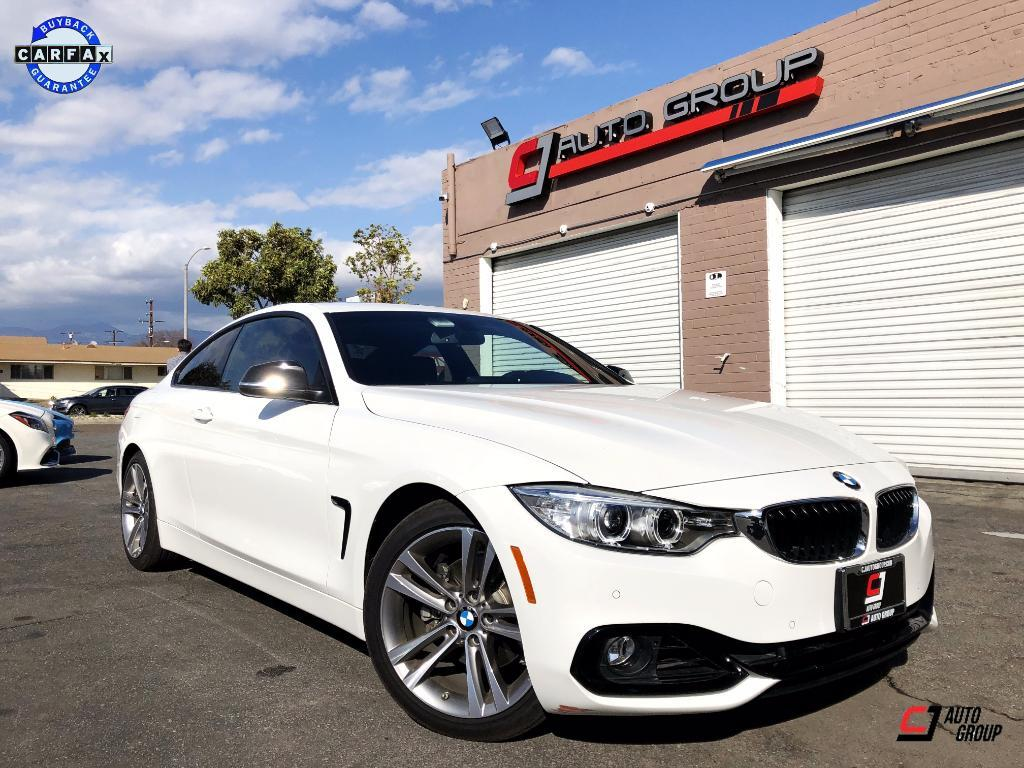 2015 BMW 4-Series 428i SULEV Coupe