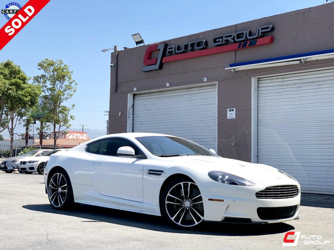 Aston Martin DBS Coupe 2010