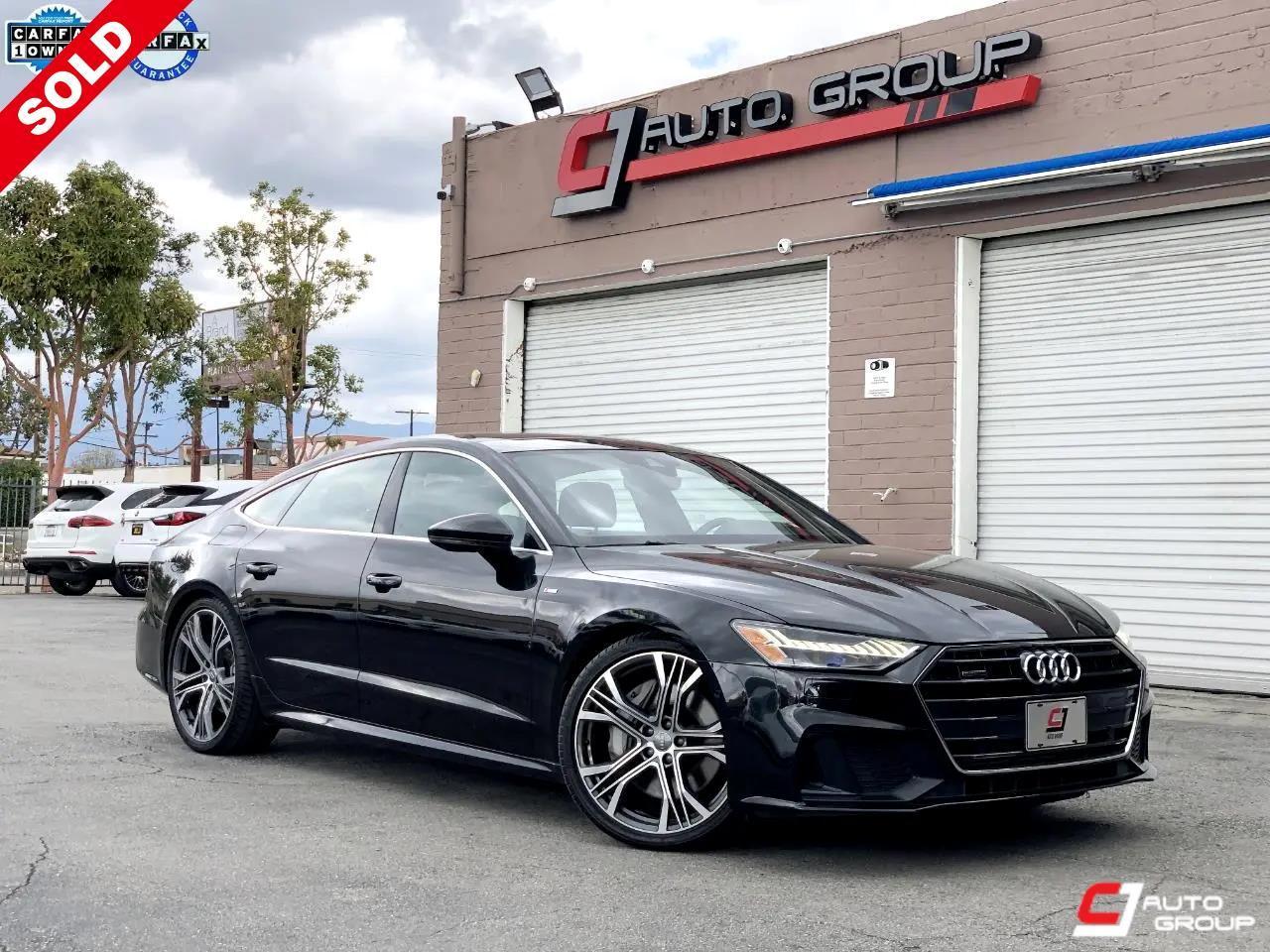 Audi A7 3.0 TFSI Prestige quattro 2019