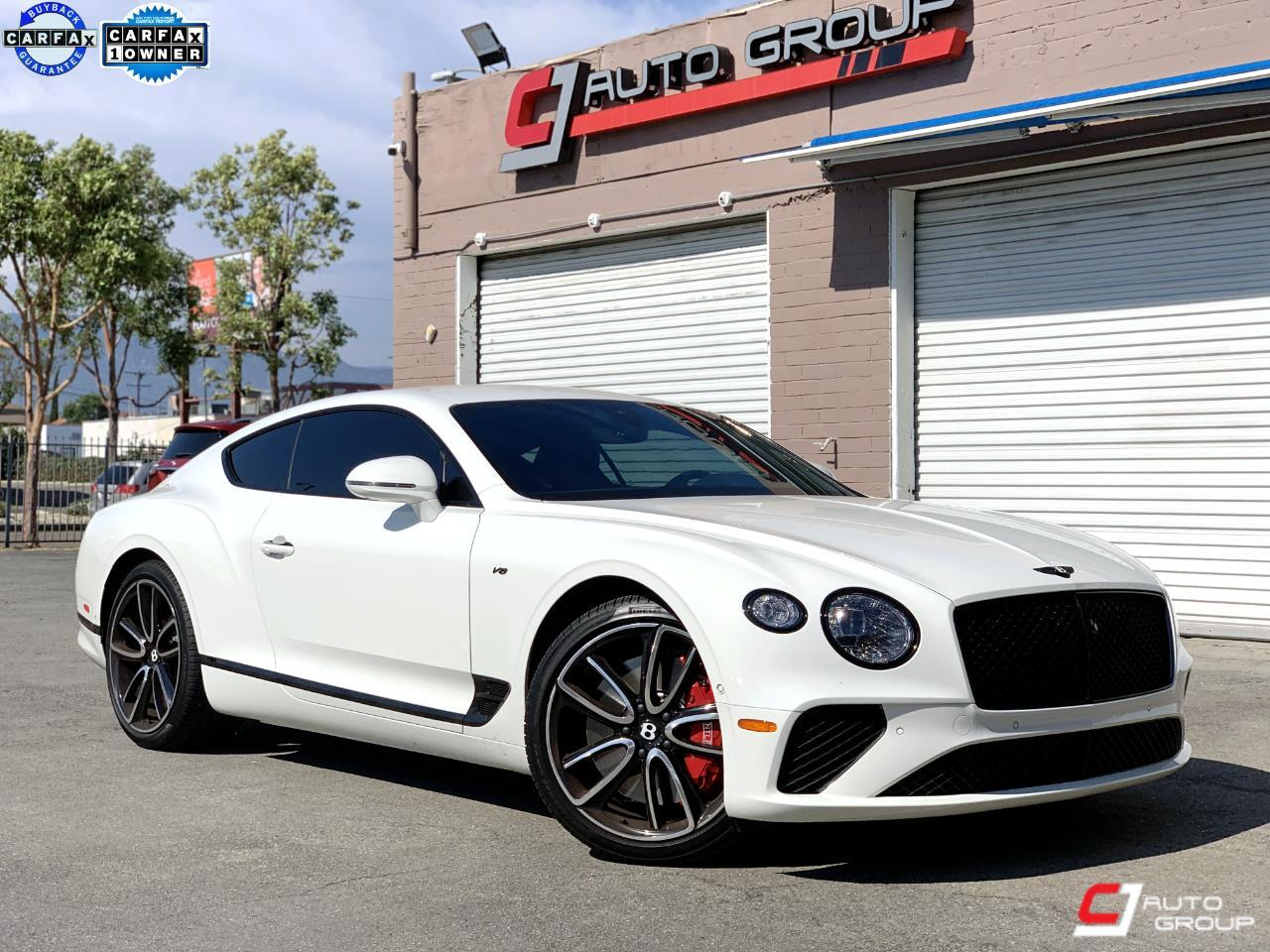 Bentley Continental GT GT V8 Coupe 2020