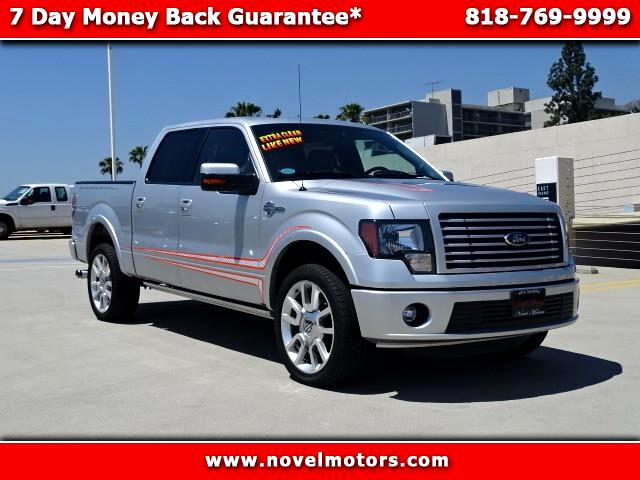 2011 Ford F-150 4WD SuperCrew 145