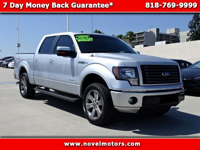 """2011 Ford F-150 2WD SuperCrew 150"""" FX2"""