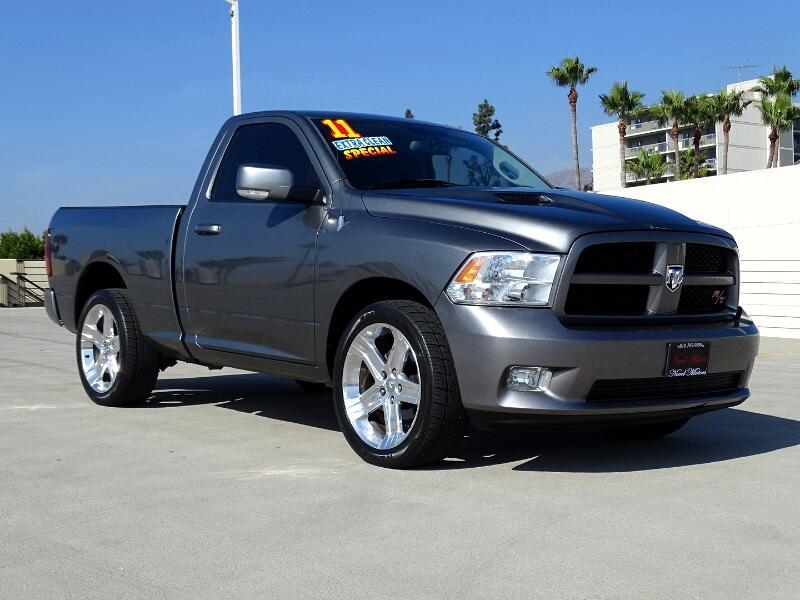 2011 RAM 1500 SLT SWB 2WD