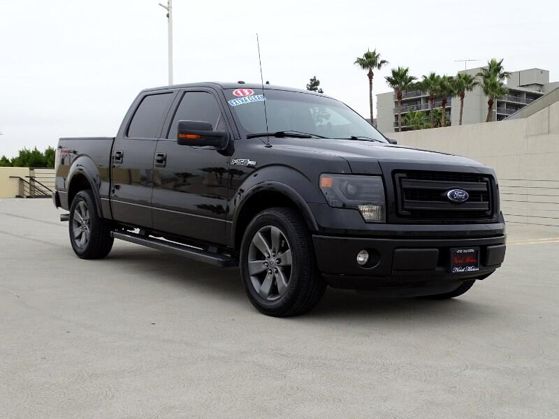 "2013 Ford F-150 2WD SuperCrew 145"" FX2"