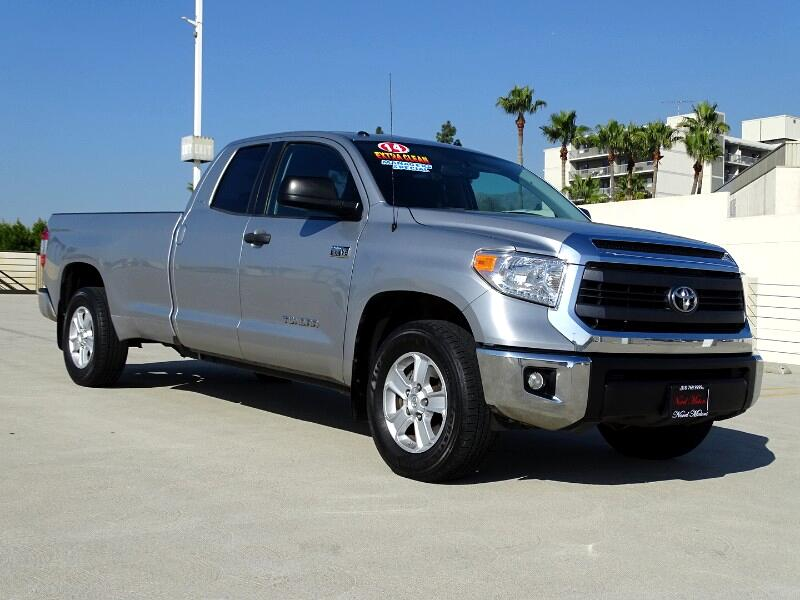 Toyota Tundra SR5 5.7L V8 Double Cab 2WD Long Bed 2014