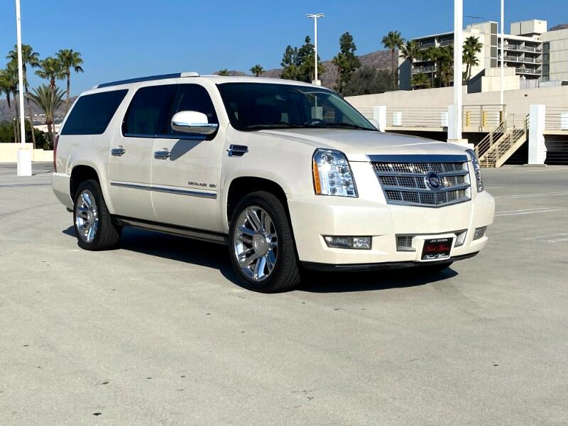Cadillac Escalade ESV 2WD Platinum 2012