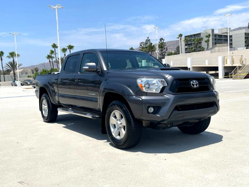 Toyota Tacoma PreRunner Double Cab Long Bed V6 5AT 2WD 2015