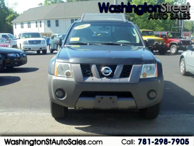 2007 Nissan Xterra X 4WD