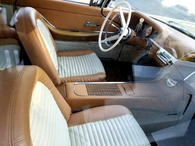 Ford Thunderbird 2-Door Sedan 1959