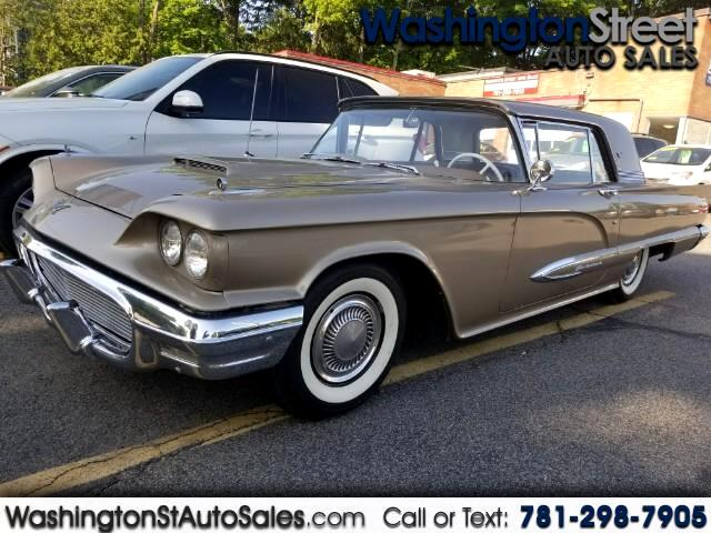 1959 Ford Thunderbird 2-Door Sedan