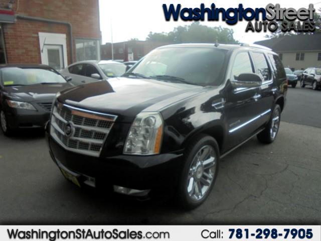 2010 Cadillac Escalade AWD Platinum