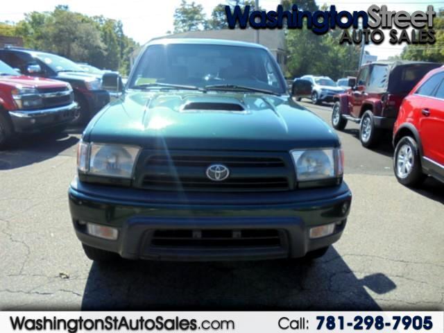 1999 Toyota 4Runner SR5 4WD