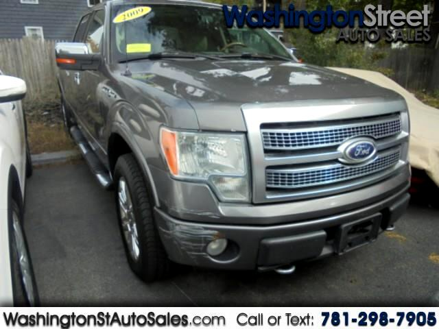 2009 Ford F-150 XL SuperCrew 5.5-ft. Bed 4WD