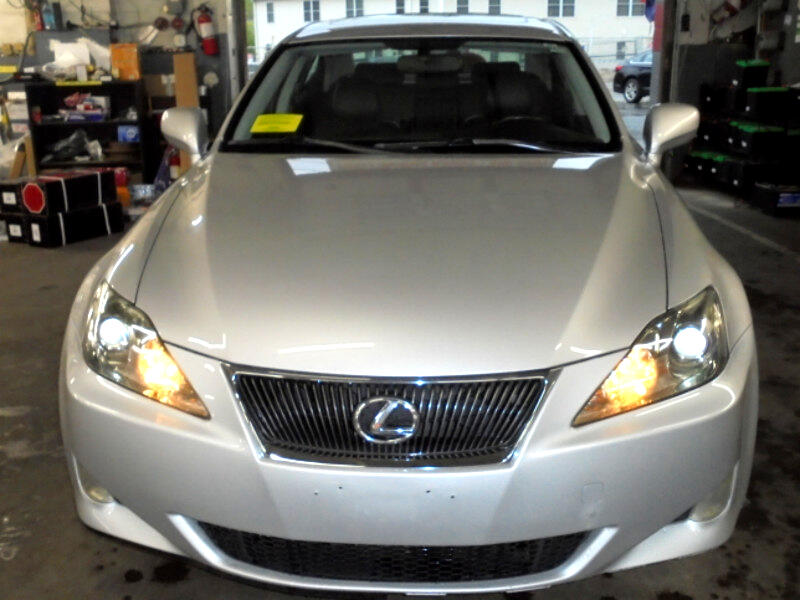 Lexus IS IS 250 AWD 6-Speed Sequential 2008