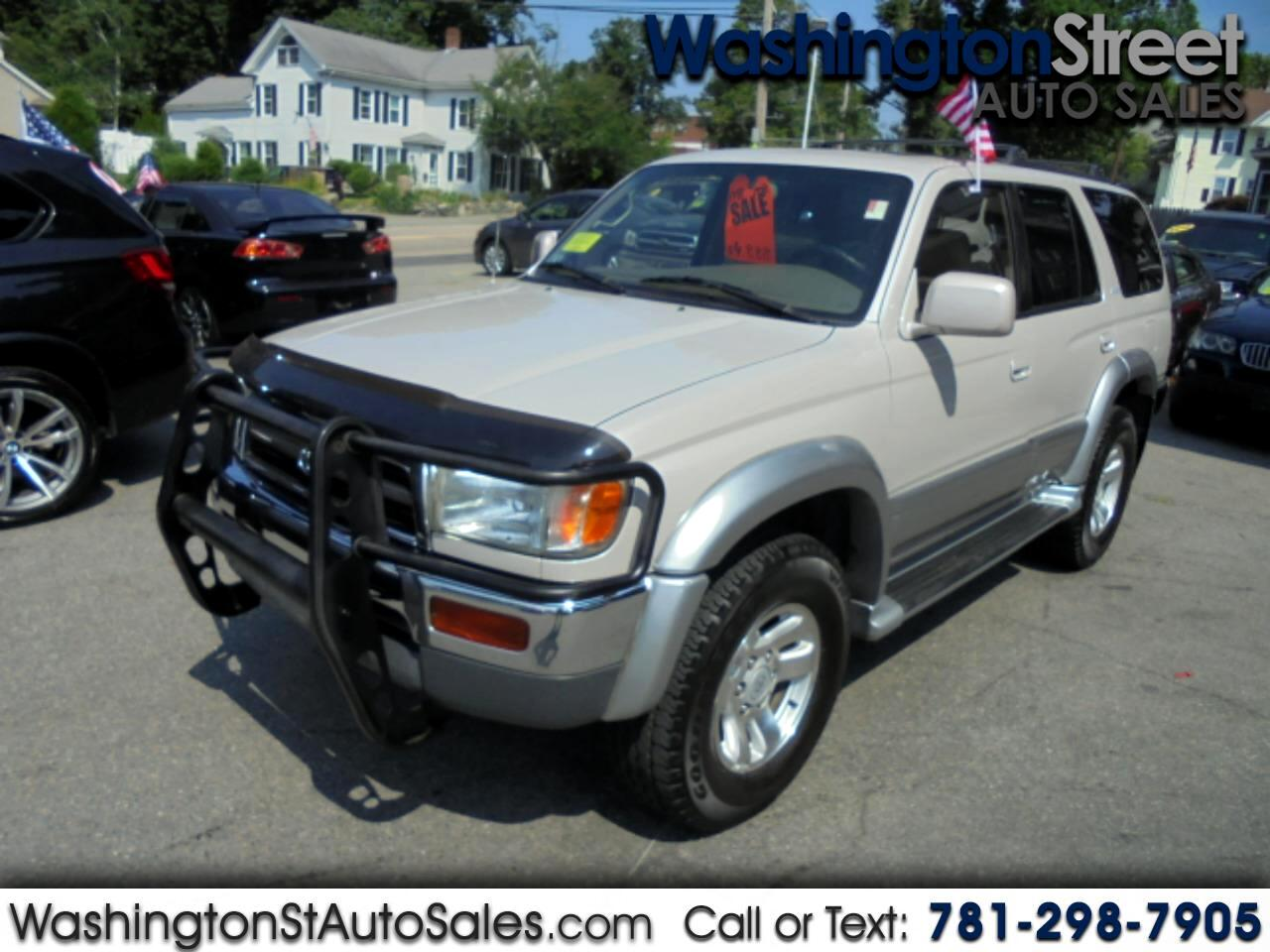 1998 Toyota 4Runner Limited 4WD