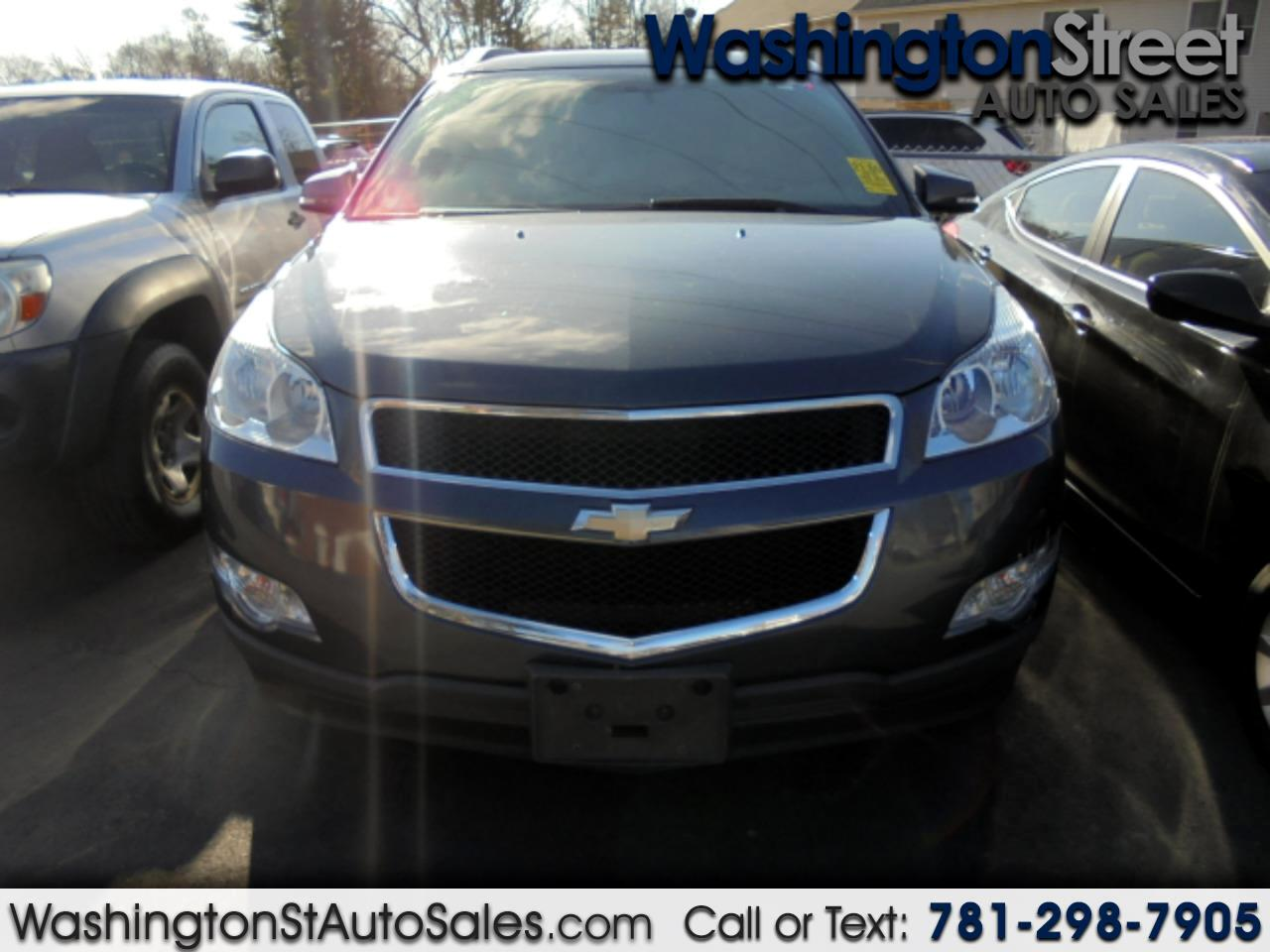 Chevrolet Traverse LT1 AWD 2010