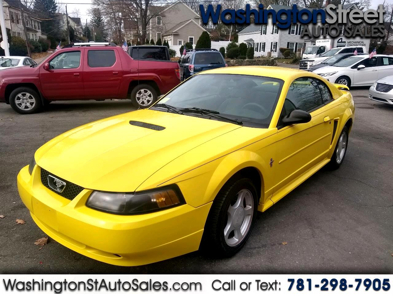 Ford Mustang 2dr Cpe V6 2002