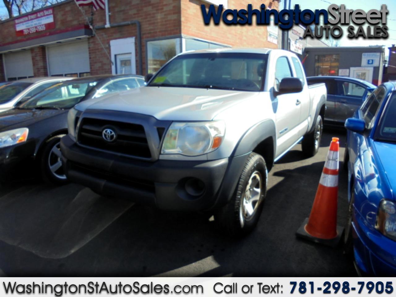 Toyota Tacoma Access Cab V6 Auto 4WD 2007