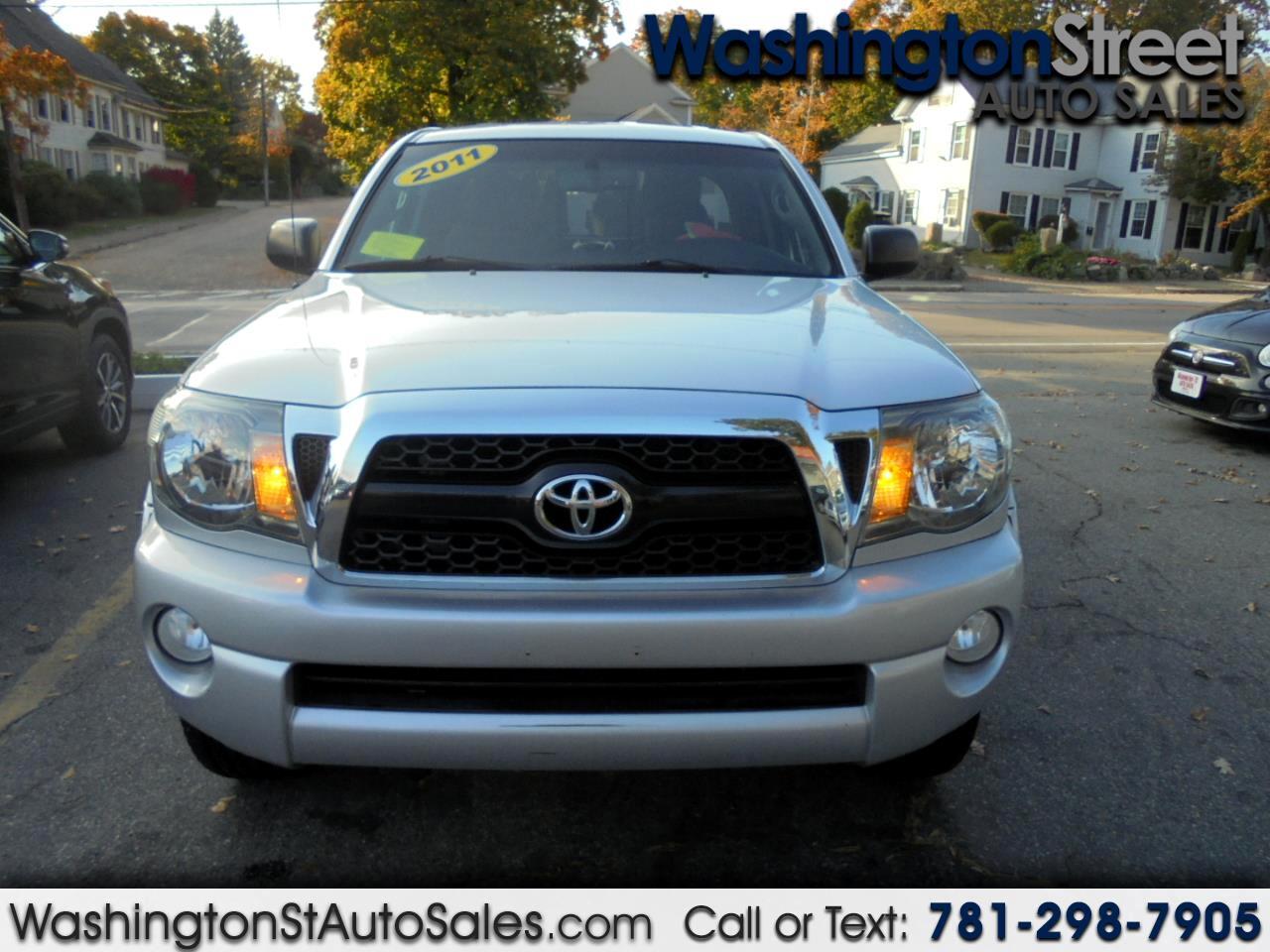 Toyota Tacoma Access Cab V6 4WD 2011