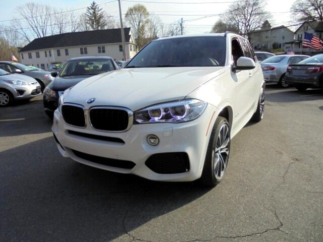 2016 BMW X5 xDrive35i M Package