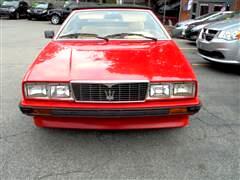 1986 Maserati Spyder