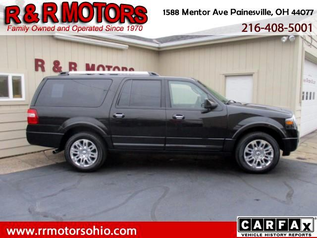 2012 Ford Expedition EL Limited 4WD