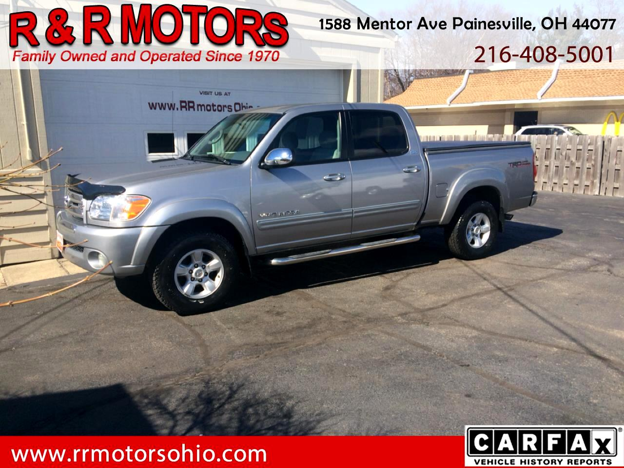 2006 Toyota Tundra SR5 Double Cab 4WD