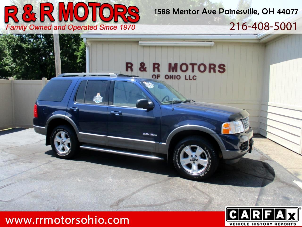 Ford Explorer XLT 4.0L 4WD 2005