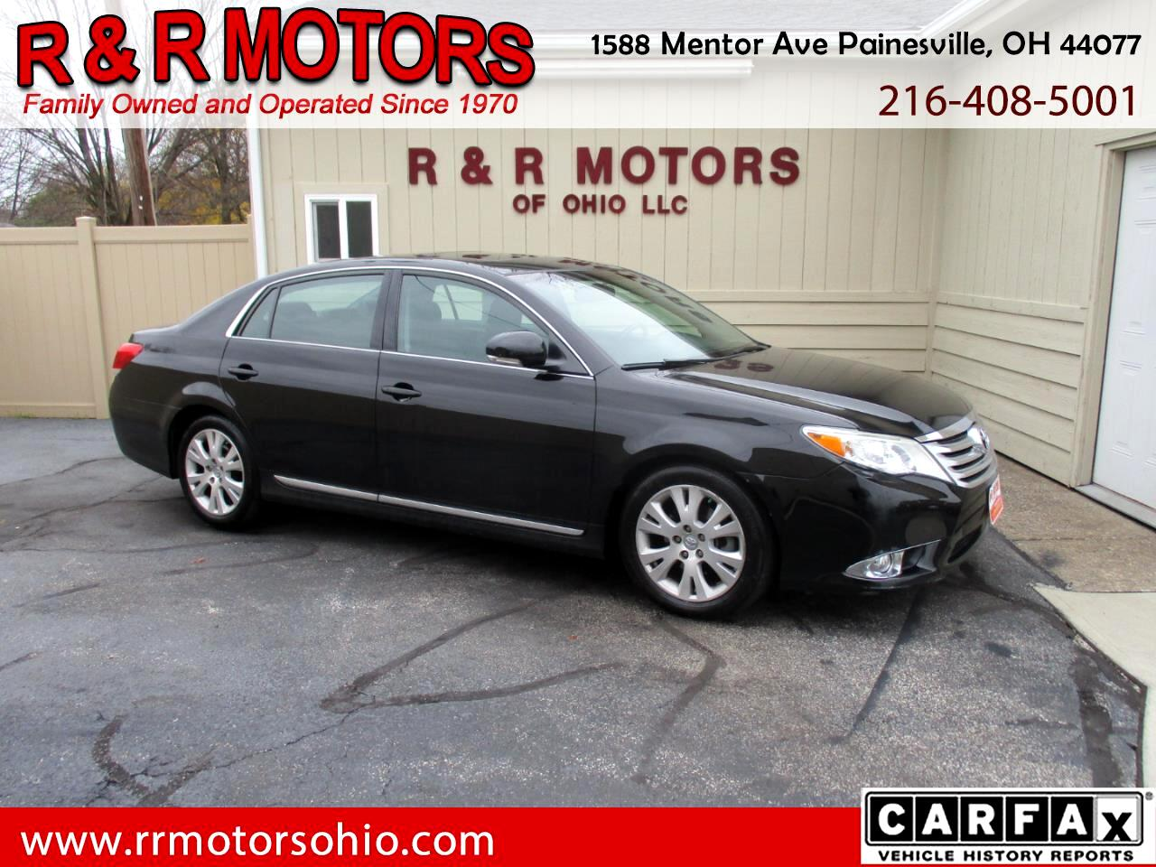 Toyota Avalon Limited 2012