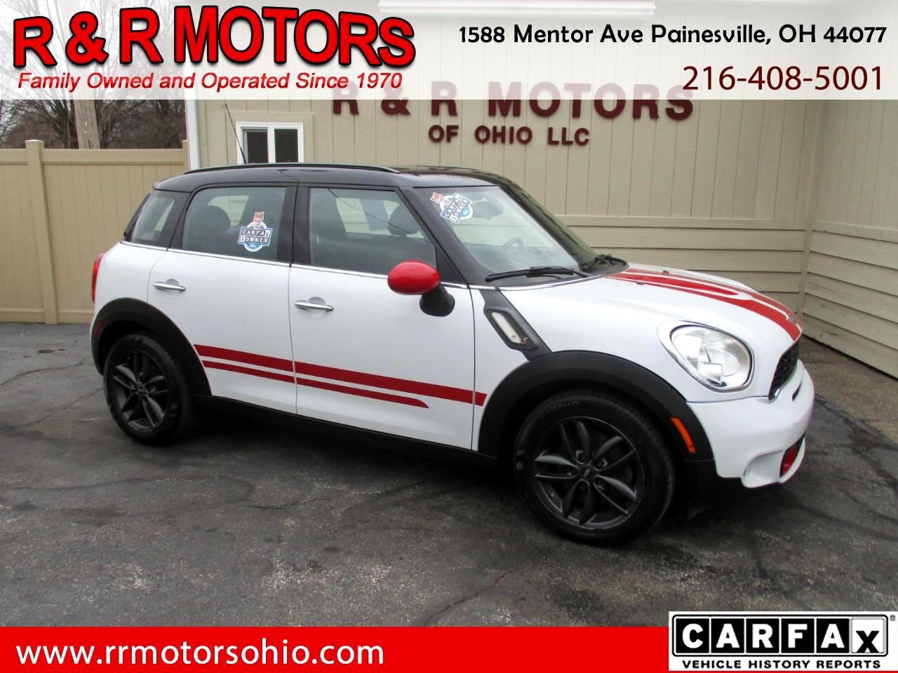 MINI Countryman S ALL4 2014