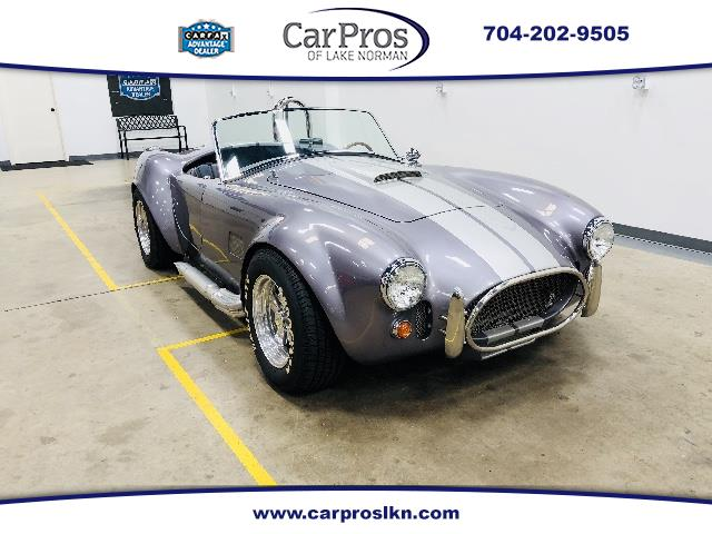 2007 Factory Five 427 Cobra Replica 1966 Cobra Roadster