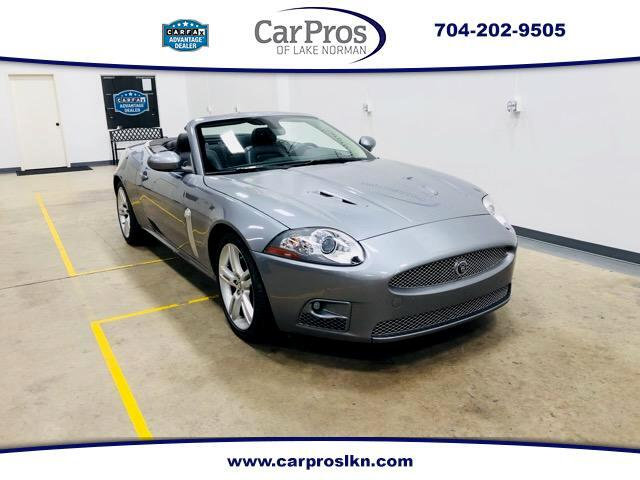 2009 Jaguar XK-Series XKR Convertible