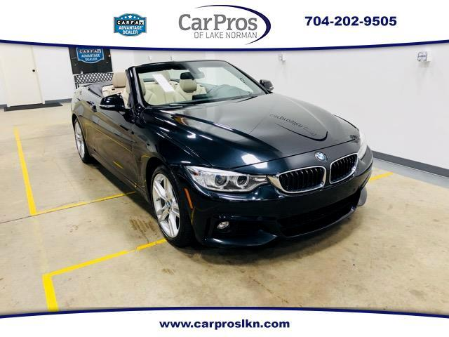 2015 BMW 4-Series 428i xDrive Convertible