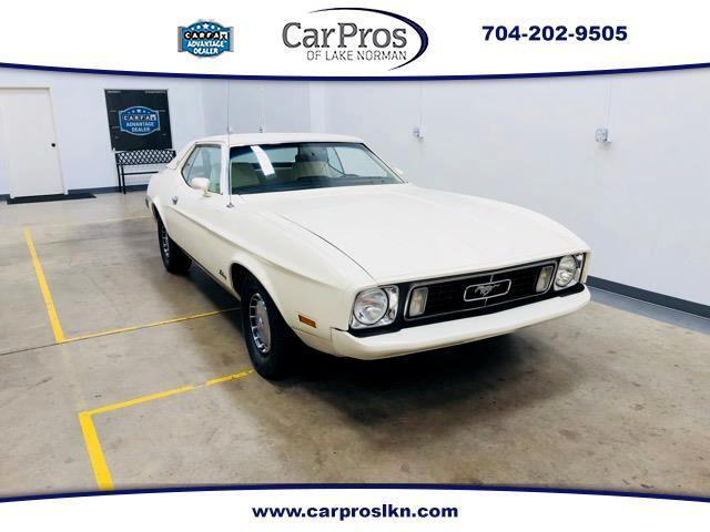 1973 Ford Mustang 2-door hardtop