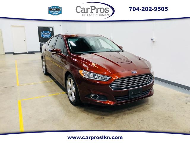 2015 Ford Fusion Ecoboost SE