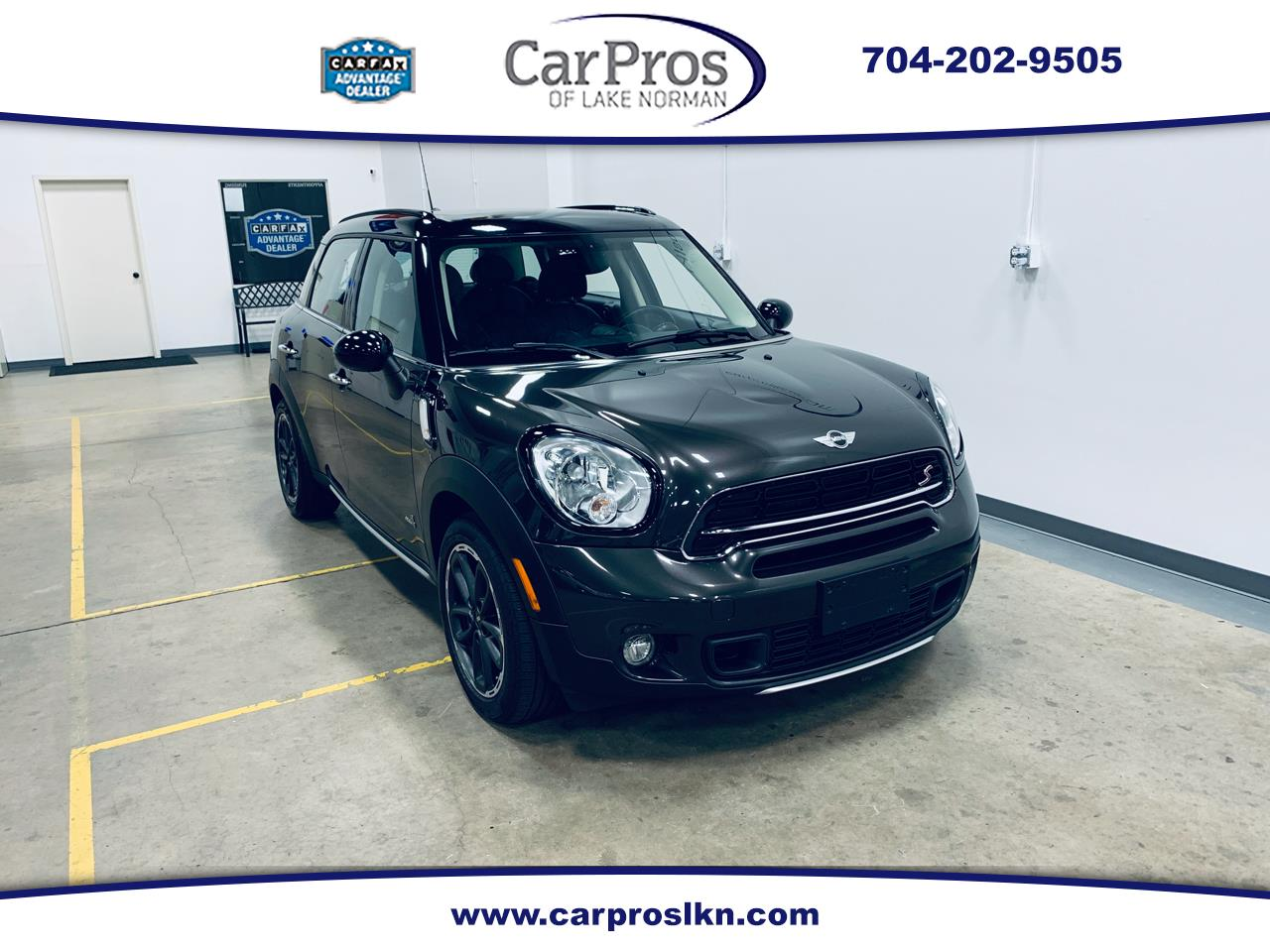 2016 MINI Cooper Countryman ALL4 4dr S