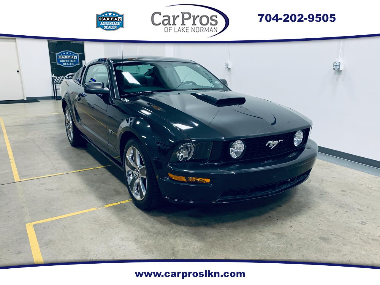2008 Ford Mustang 2dr Cpe GT Deluxe