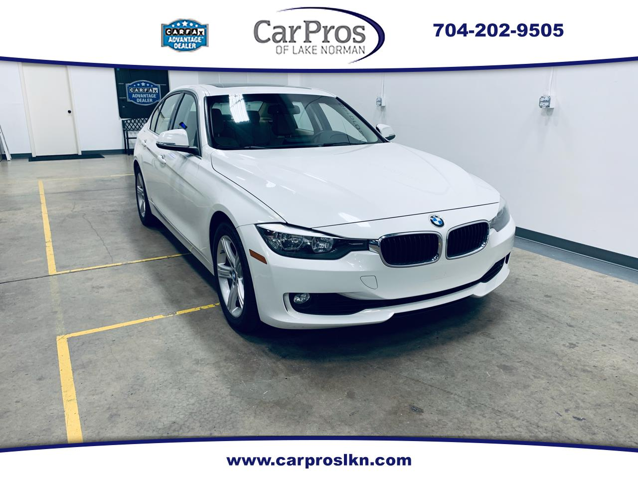 2015 BMW 3 Series 4dr Sdn 328i RWD South Africa
