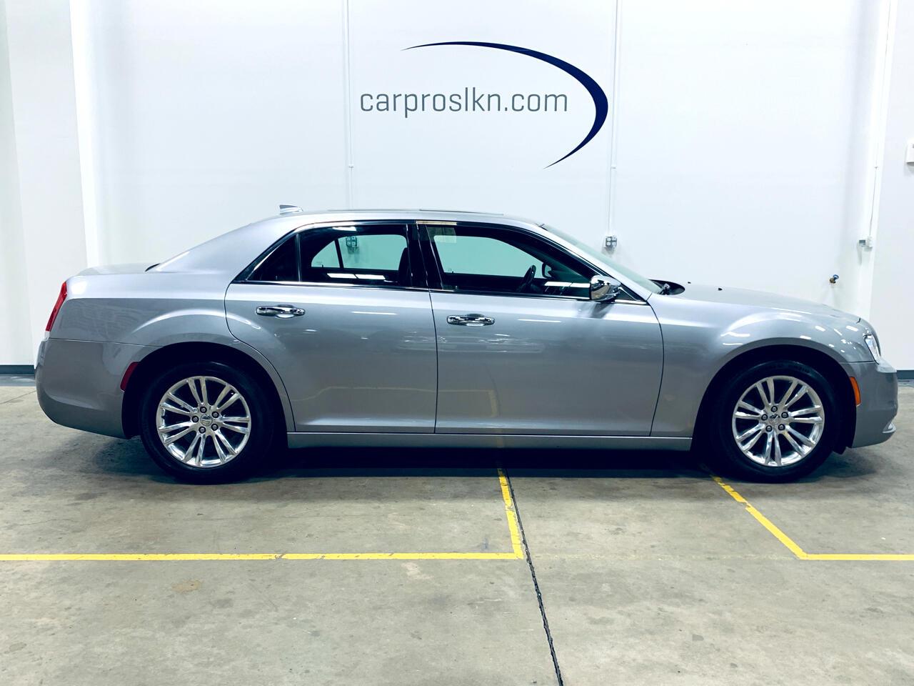 2015 Chrysler 300 4dr Sdn 300C RWD