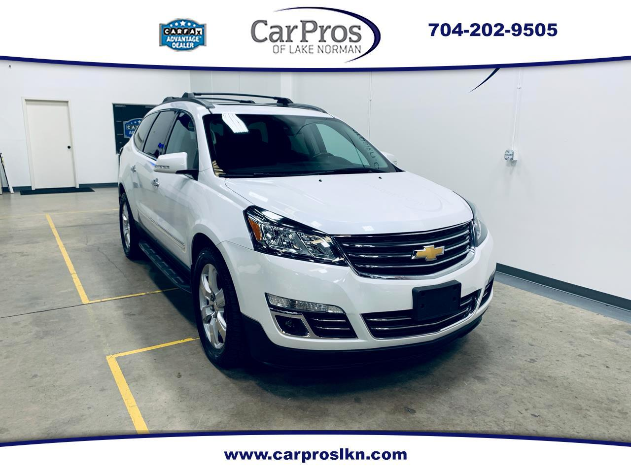 2016 Chevrolet Traverse AWD 4dr LTZ
