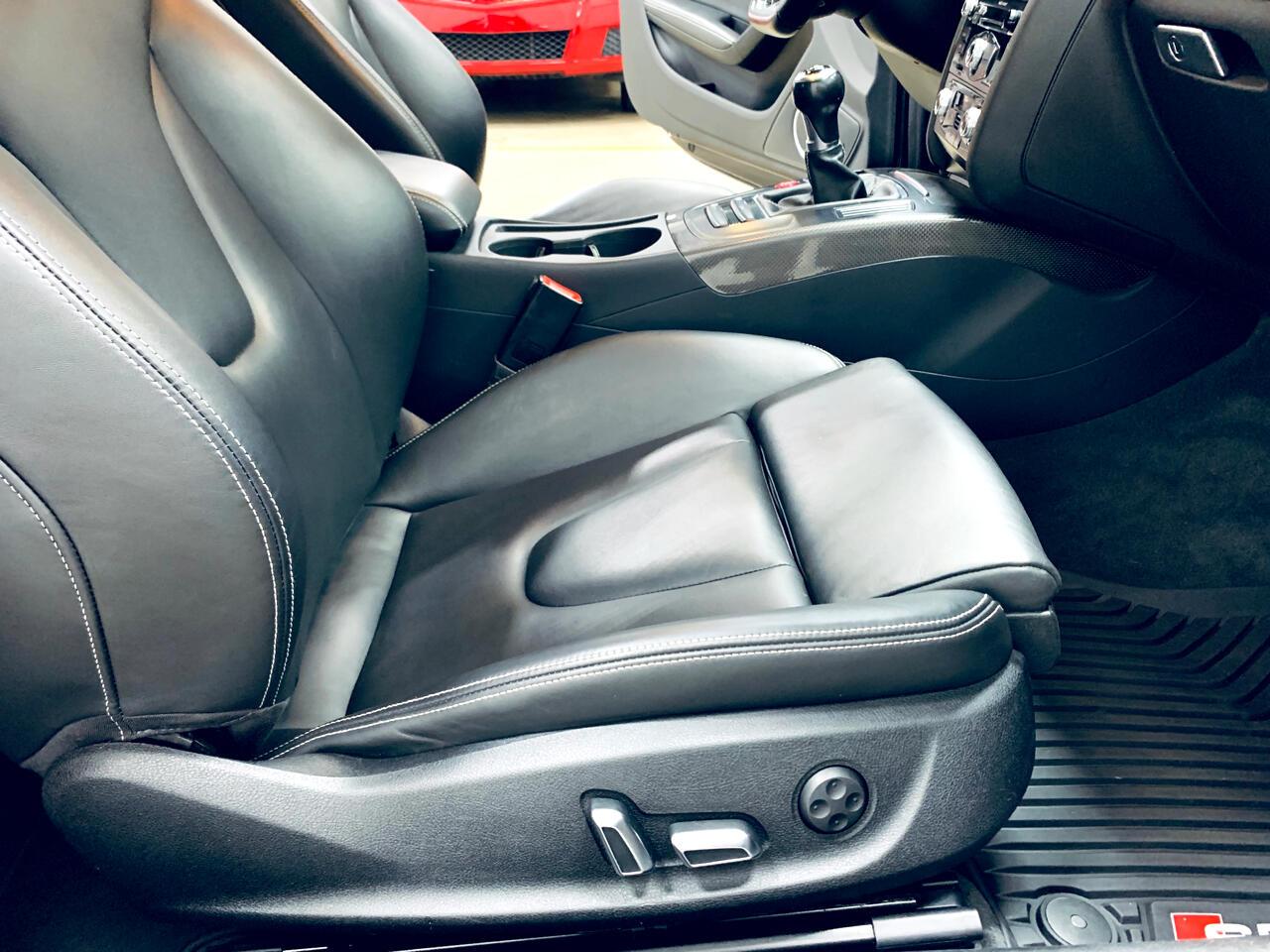 2014 Audi S5 Coupe Manual Premium