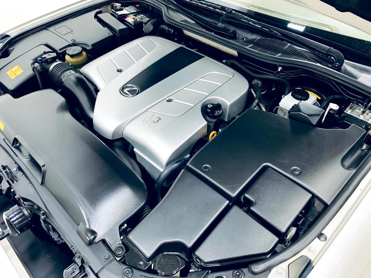 2003 Lexus LS 430 4dr Sdn