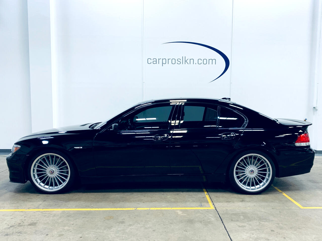 2007 BMW 7 Series 4dr Sdn ALPINA B7