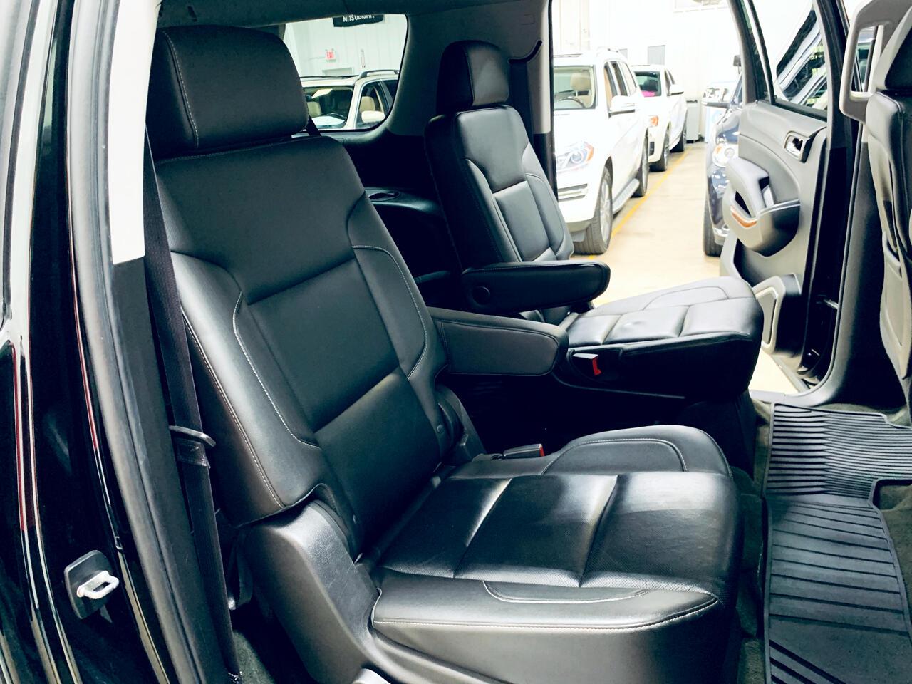 Chevrolet Suburban 4WD 4dr LTZ 2015