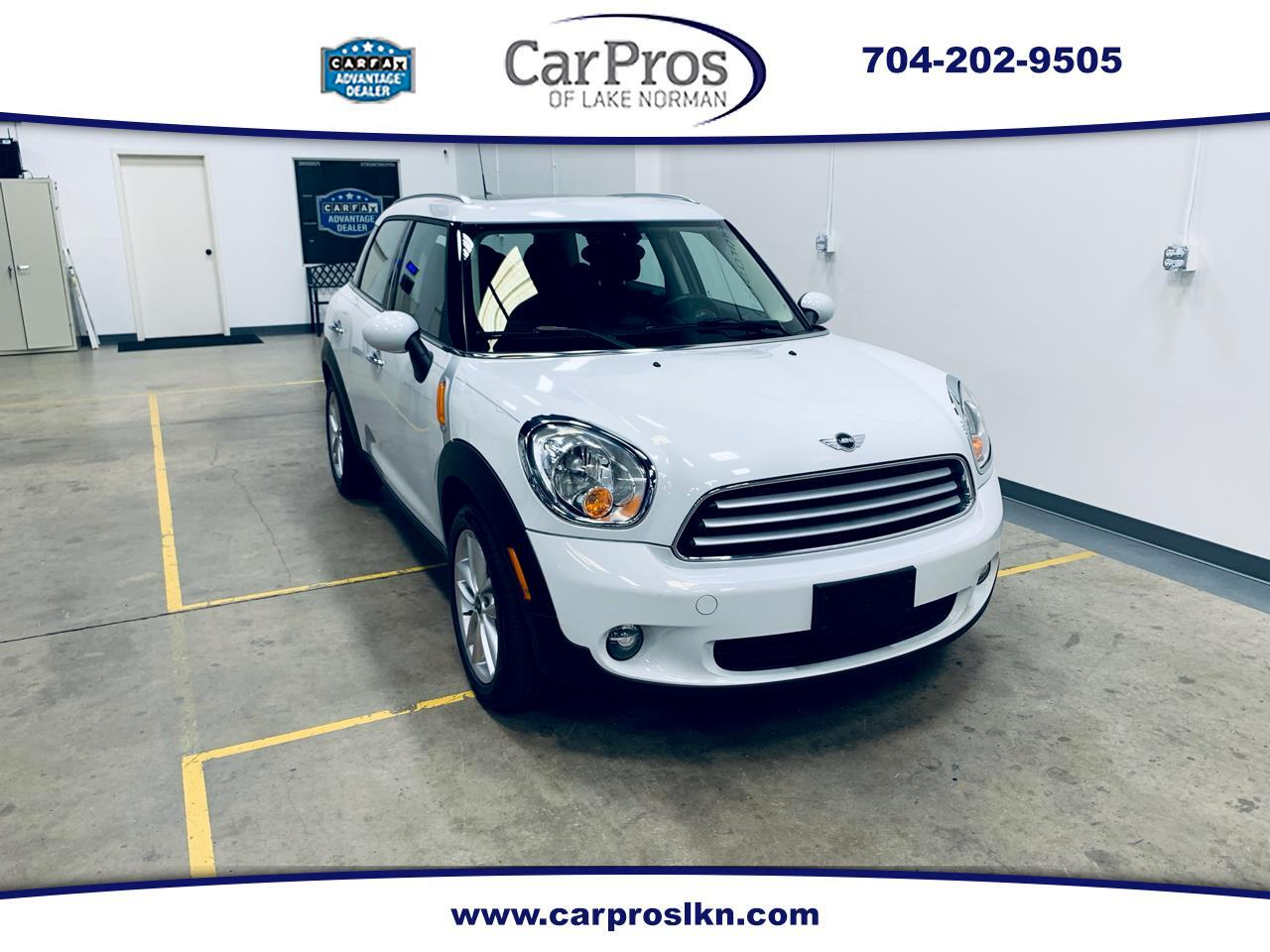 2013 MINI Cooper Countryman FWD 4dr