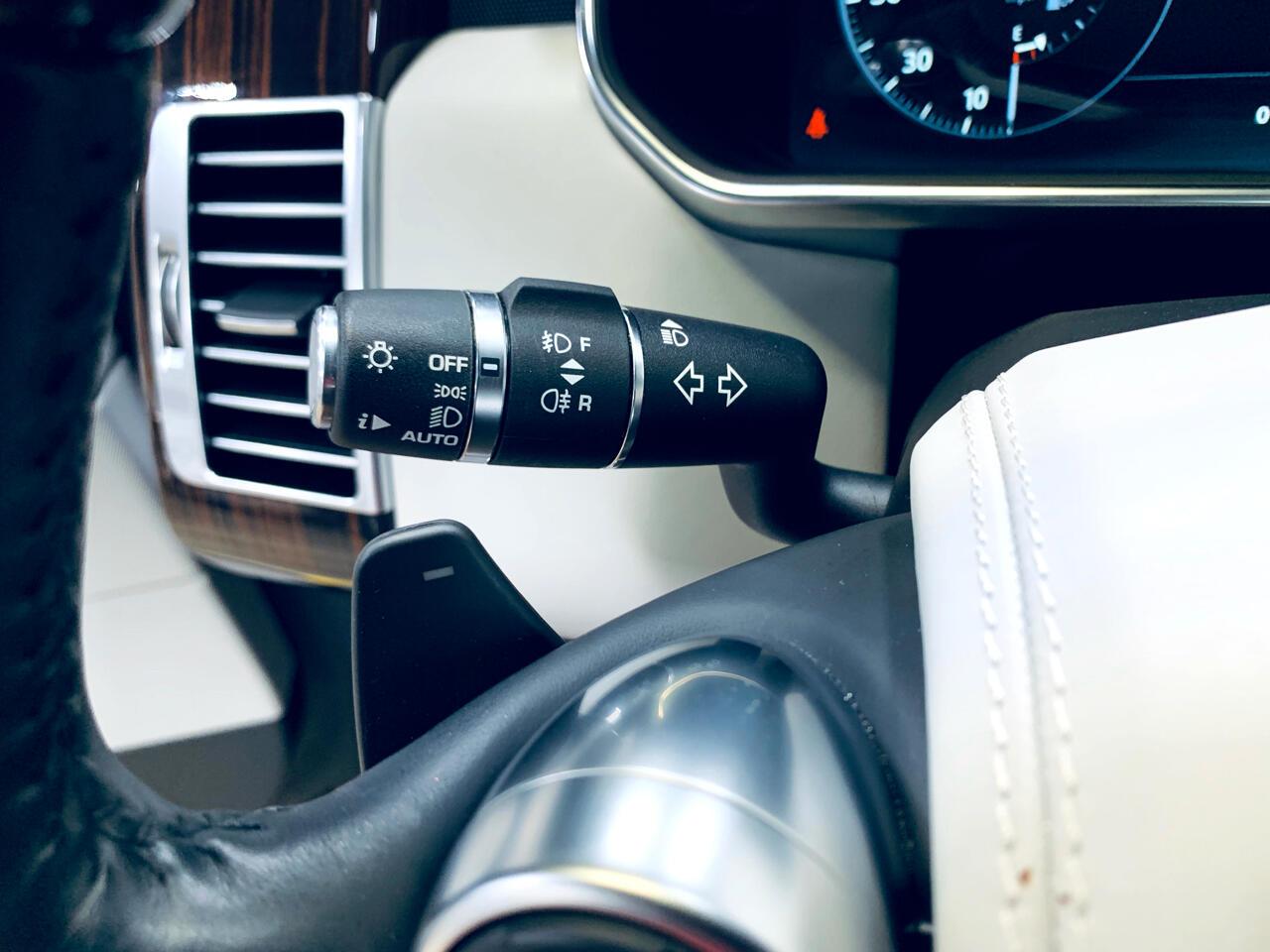 2017 Land Rover Range Rover V8 Supercharged SWB