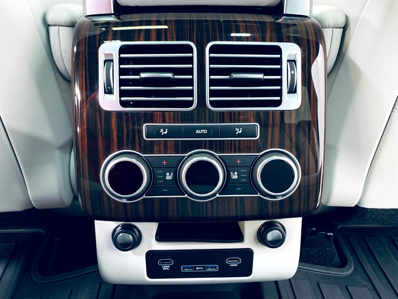 Land Rover Range Rover V8 Supercharged SWB 2017