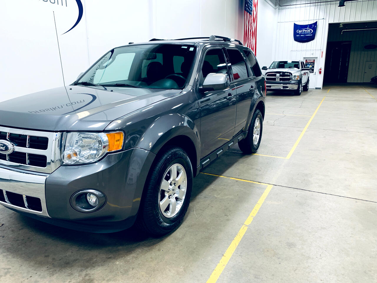 2012 Ford Escape FWD 4dr Limited